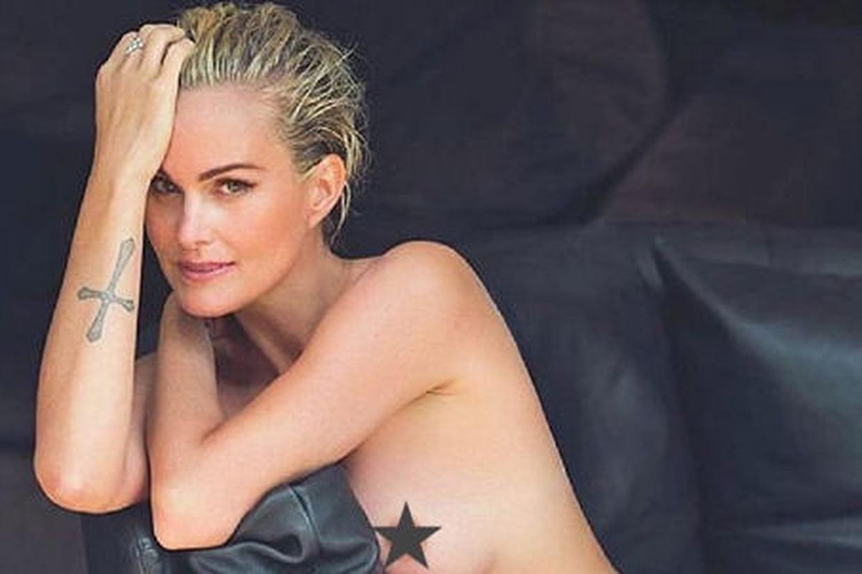 Laeticia Hallyday images (vraiment) nue